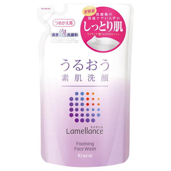 泡フェイスウォッシュ / 詰替用 / 140ml / 透明感のあるホワイトフローラルの香り