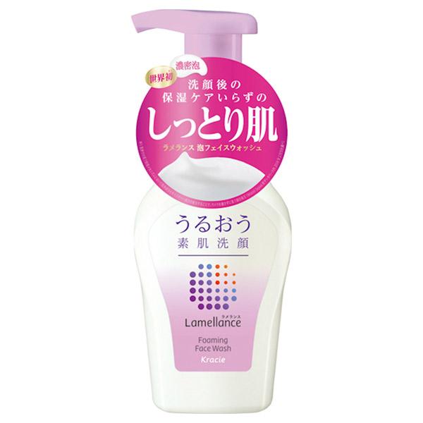 泡フェイスウォッシュ / 本体 / 160ml / 透明感のあるホワイトフローラルの香り