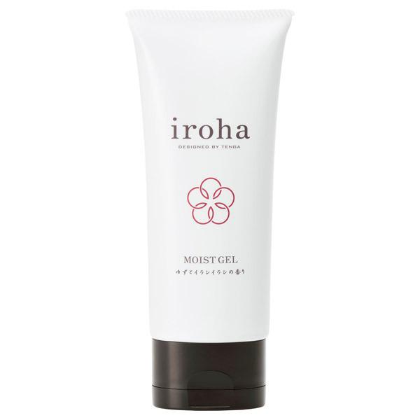 iroha MOIST GEL / 本体 / 100g / ゆずとイランイランの香り