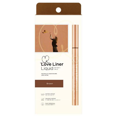 ラブ・ライナー リキッド / ブラウン / 0.55ml