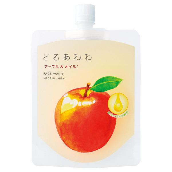 どろあわわアップル&オイル / 本体 / 110g / りんごの香り