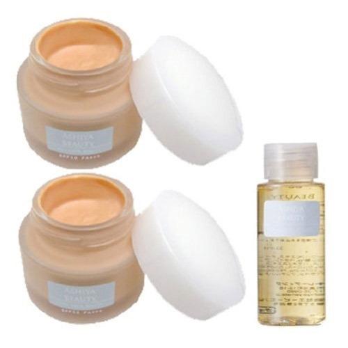ファンデお得2個キット / SPF50 / PA+++ / カラー:ナチュラル / しっとり高保湿 / 超微香