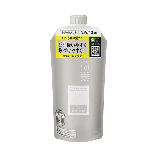 くせ・うねりメンテナンストリートメント(ボリュームダウン) / 詰替え / 340ml / リフレッシュフローラルの香り