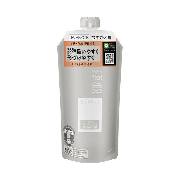 くせ・うねりメンテナンストリートメント(モイスト&モイスト) / 詰替え / 340ml / リフレッシュフローラルの香り