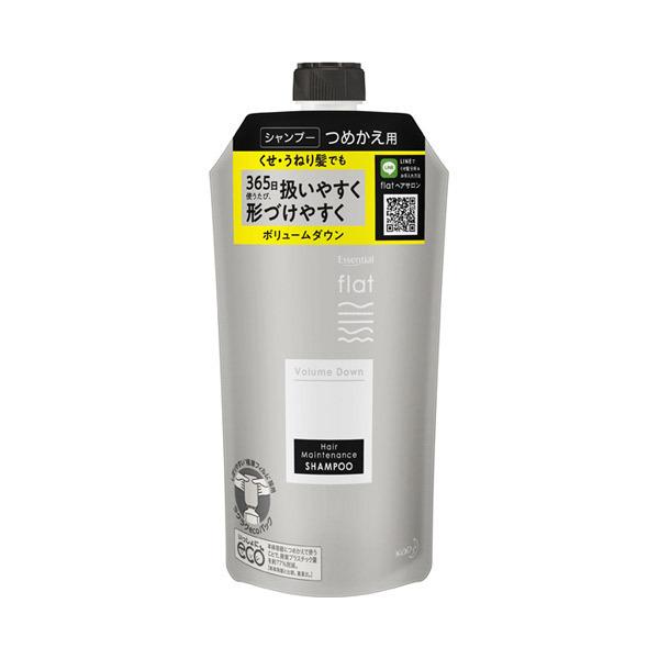 くせ・うねりメンテナンスシャンプー(ボリュームダウン) / 詰替え / 340ml / リフレッシュフローラルの香り