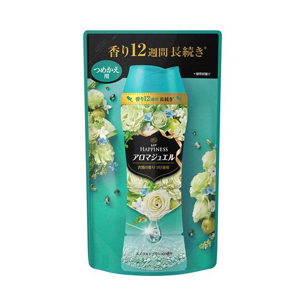 レノアハピネス アロマジュエル エメラルドブリーズの香り / 詰替え / 455ml / エメラルドブリーズの香り