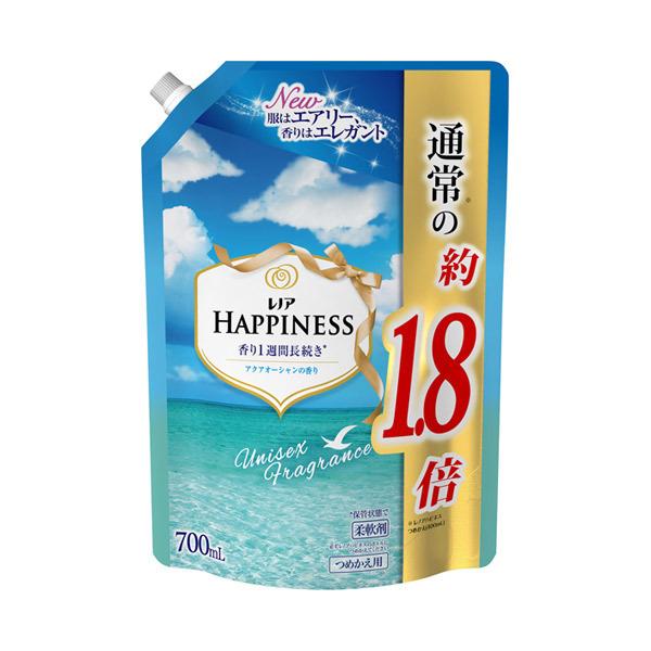 レノアハピネスユニセックス アクアオーシャンの香り / 詰替え / 700ml 特大サイズ / アクアオーシャンの香り