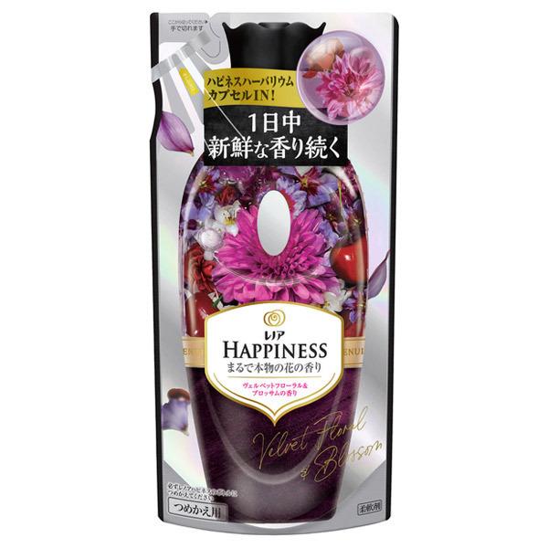 レノアハピネス ヴェルベットローズ&ブロッサムの香り / 詰替え / つめかえ用 / 430ml / ヴェルヴェットローズ&ブロッサムの香り