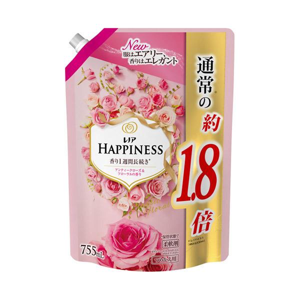 レノアハピネス  アンティークローズ&フローラル / 詰替え / 755ml 特大サイズ / アンティークローズ&フローラルの香り