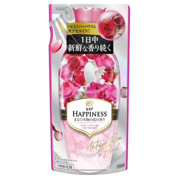 レノアハピネス アンティークローズ&フローラルの香り