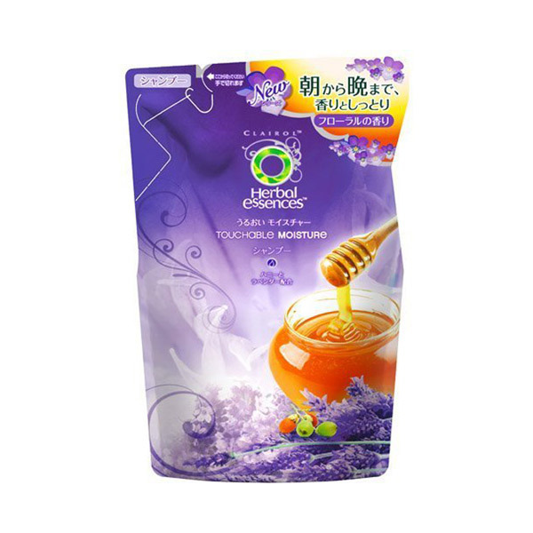 うるおいモイスチャー シャンプー / 詰替え / 340ml / ソフトでクリーミーなフローラルの香り