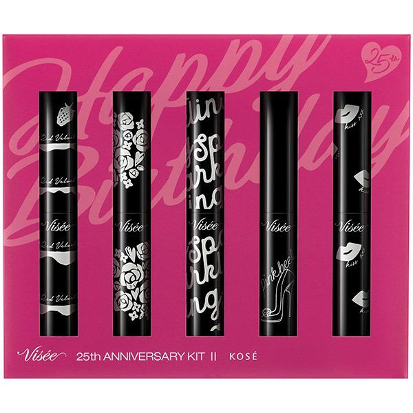 リシェ 25th アニバーサリーキット ll / 本体 / 1セット / 無香料