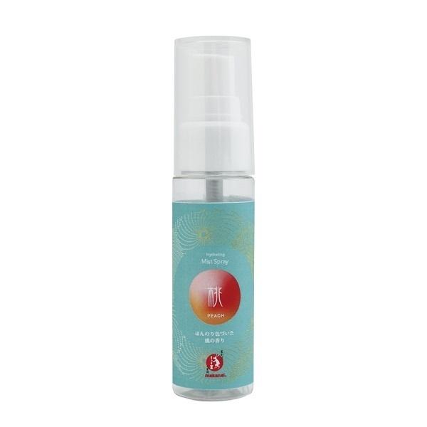 四季折々 もっとうるおいたい日の保湿スプレー(ほんのり色づいた桃の香り) / 本体 / 50ml / 桃