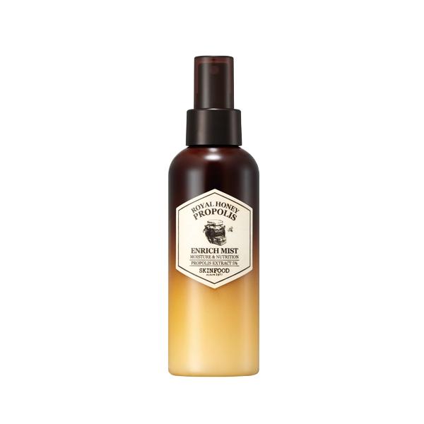 ロイヤルハニー プロポリス エンリッチ ミスト / 本体 / 145ml / しっとり / ナチュラルなアロマオイルの香り