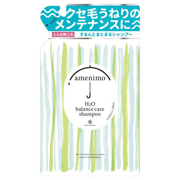 H2O バランスケア シャンプー / 詰替え / 420mL / リーフィーローズの香り