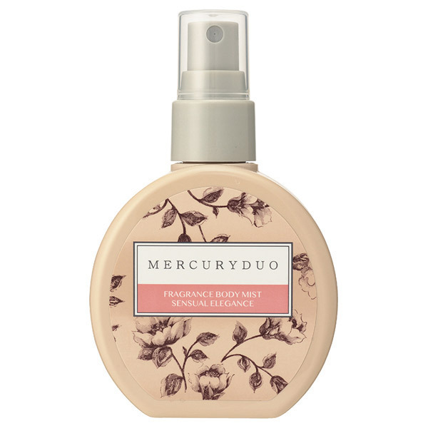 MERCURYDUO FRAGRANCE BODY MIST SENSUAL ELLEGANCE / 100ml