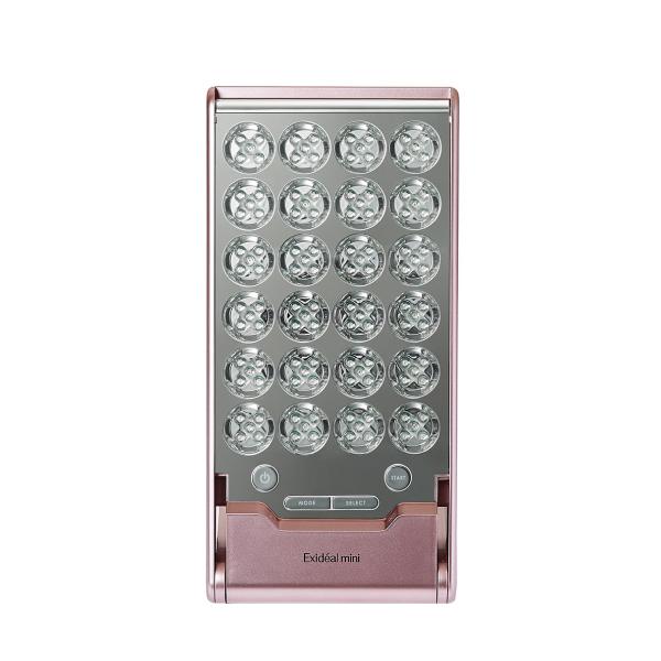 LED美容器 エクスイディアルミニ / シャンパンピンク / [本体重量]459g