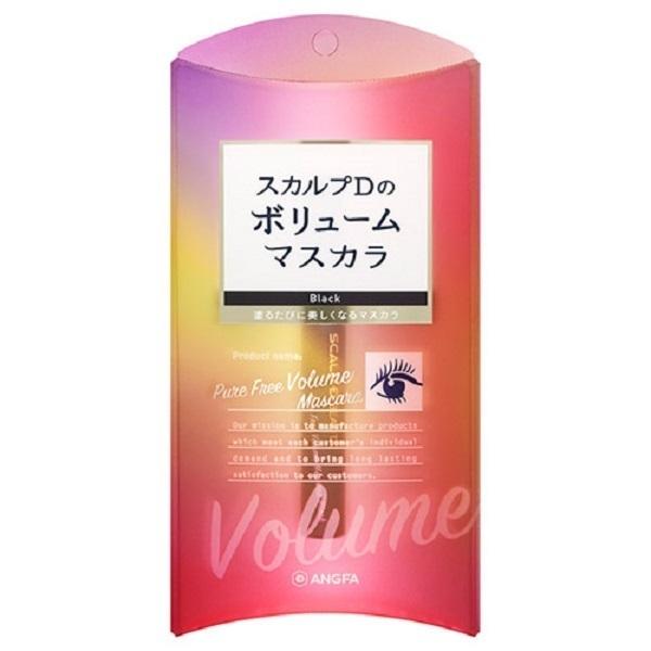 カルプD ボーテ ピュアフリーボリュームマスカラ / ブラック / 6g
