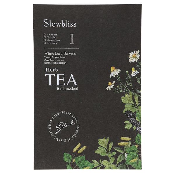 HerbTEAbathmed Blackherbflowers ll / 本体 / 28g