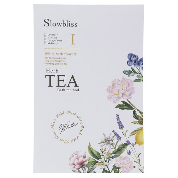 HerbTEAbathmed Whiteherbflowers l / 本体 / 28g