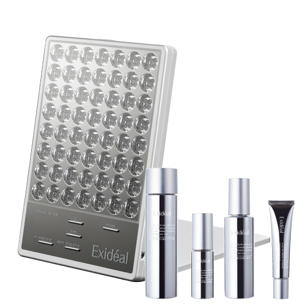LED美顔器 エクスイディアル限定キット / ホワイト