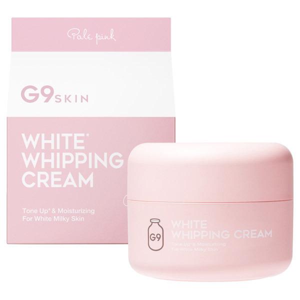 WHITE WHIPPING CREAM(ウユクリーム) / 本体 / ピンク / 50g