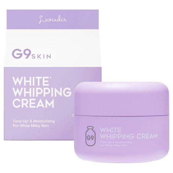 WHITE WHIPPING CREAM(ウユクリーム) / 本体 / ラベンダー / 50g