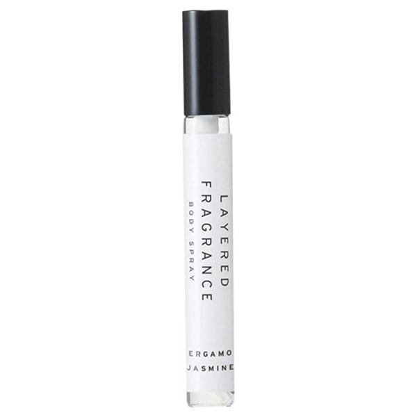 ボディスプレー ベルガモットジャスミン / 本体 / 10ml / ベルガモットジャスミンの香り