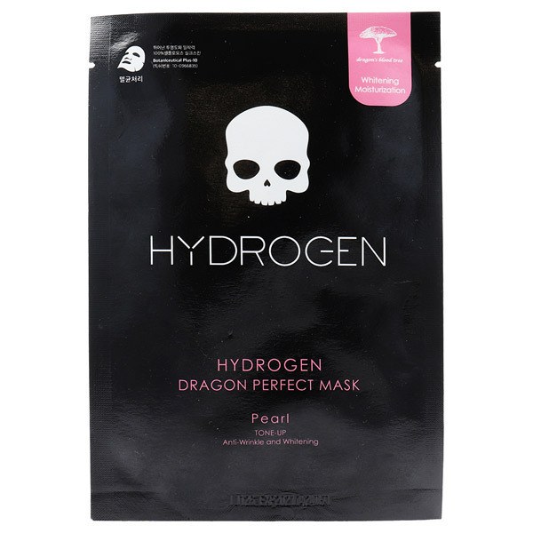 HYDROGEN DRAGON PERFECT MASK(パール) / 本体 / 35g/1枚入り