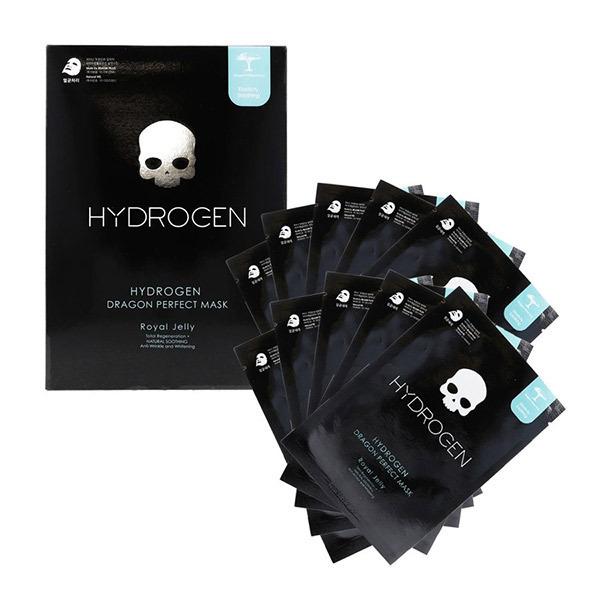 HYDROGEN DRAGON PERFECT MASK(ロイヤルゼリー) / 本体 / 35g/10枚入り
