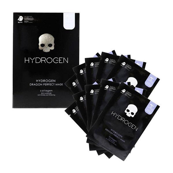 HYDROGEN DRAGON PERFECT MASK(コラーゲン) / 本体 / 35g/10枚入り