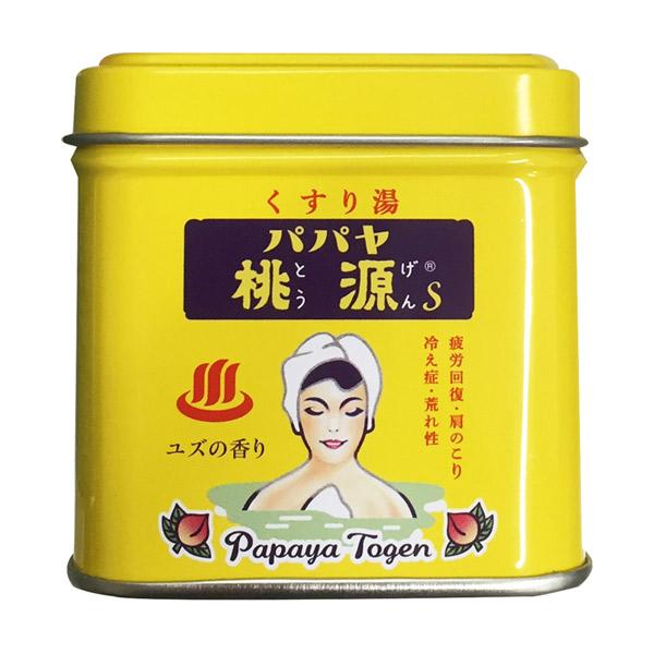 パパヤ桃源S / 本体 / 70g缶 / ユズの香り