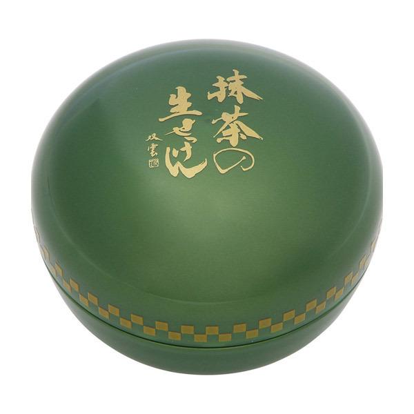 抹茶の生せっけん / ジャータイプ120g / お茶の香り