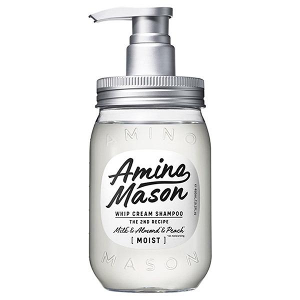アミノメイソン ディープモイスト ホイップクリーム シャンプー / 450ML