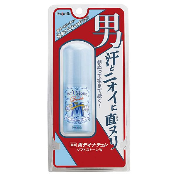 薬用男ソフトストーンW / 20g