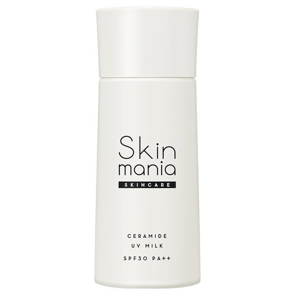 Skin mania セラミド UVミルク / SPF30 / PA++ / 35g / しっとり / 無香料