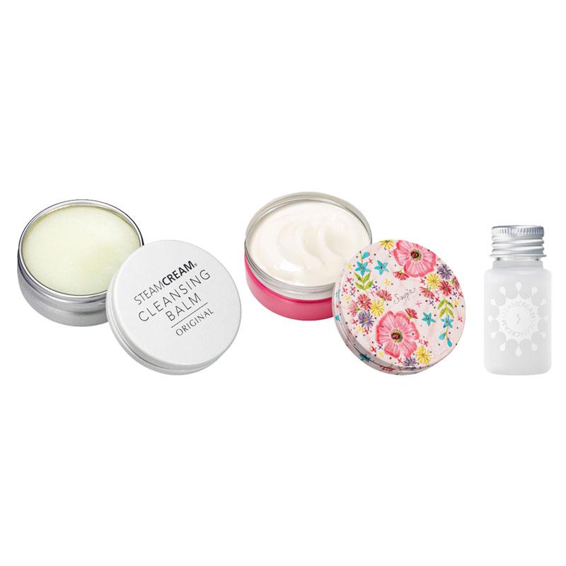 【アットコスメショッピング限定!】スチームクリーム スペシャルセット