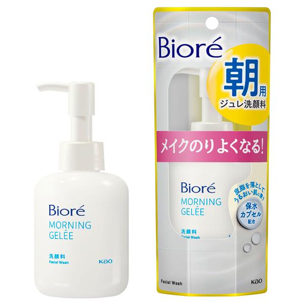 朝用ジュレ洗顔料 / 本体 / 100ml / アクアフローラルの香り