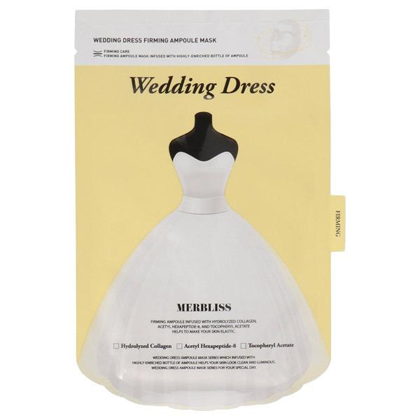 ウェディングドレス ファーミングマスク / 本体 / 25ml(5枚入)