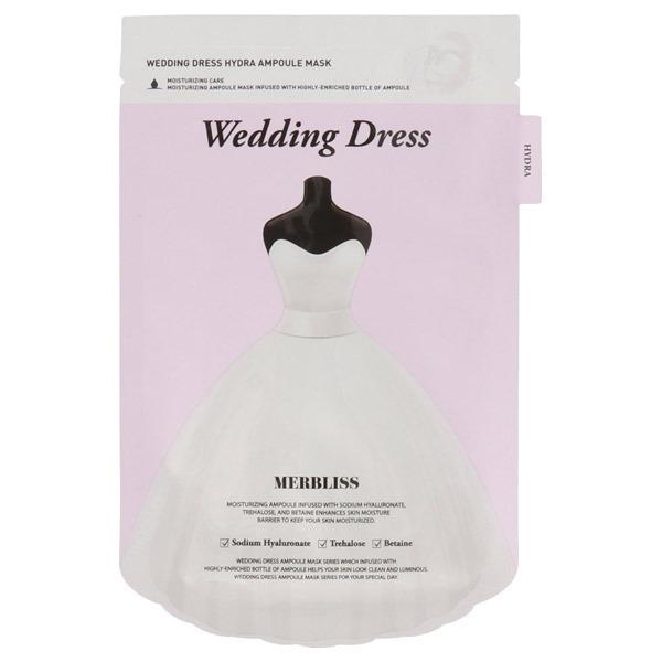 ウェディングドレス ハイドラマスク / 本体 / 25ml(5枚入)