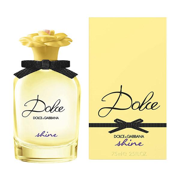 ドルチェ&ガッバーナ ドルチェ シャイン オードパルファム / 75mL / サニー フルーティ フローラルの香り