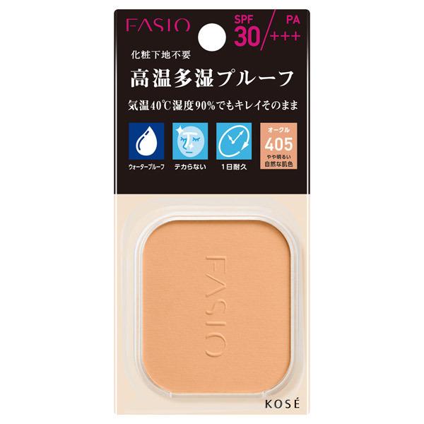 パワフルステイ UV ファンデーション / SPF30 / PA+++ / リフィル / 405 オークル やや明るい自然な肌色 / 10g / サラサラ / 無香料