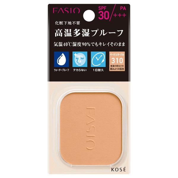 パワフルステイ UV ファンデーション / SPF30 / PA+++ / リフィル / 310 ベージュオークル 普通の明るさの黄みよりの肌色 / 10g / サラサラ / 無香料