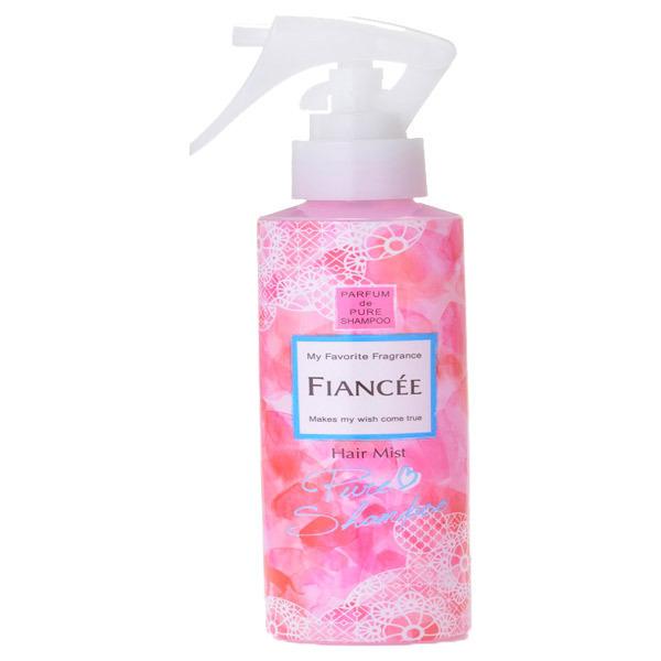 フレグランスヘアミスト ピュアシャンプーの香り 限定デザインS / 150mL / ピュアシャンプーの香り