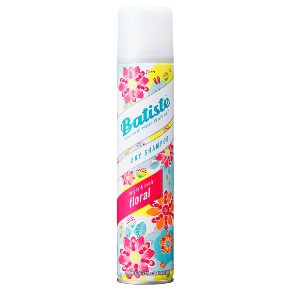 バティスト フレグランスドライシャンプー フローラル / 120g / 明るく華やかなフラワーの香り