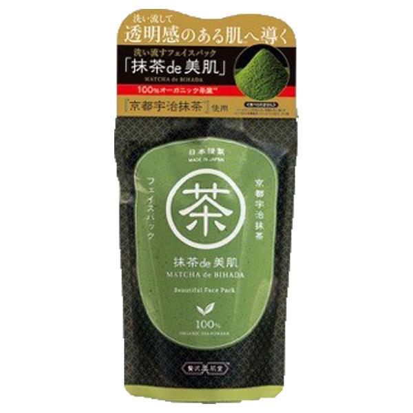 抹茶de美肌 / 本体 / 170g / 抹茶ミルクの香り