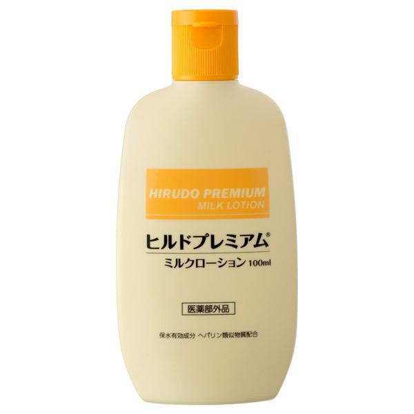 【医薬部外品】ヘパリン類似物質配合 ヒルドプレミアム ミルクローション / 本体 / 100ml