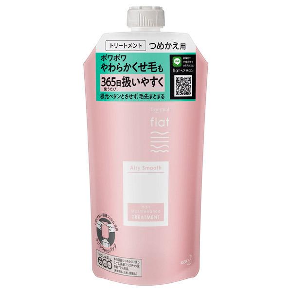 エアリースムースシャンプー/トリートメント / 詰替え / 340ml / 気分前向きリフレッシュフローラルの香り