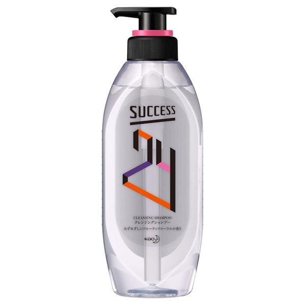 サクセス24 クレンジングシャンプー / 本体 / 350ml / フルーティフローラルの香り