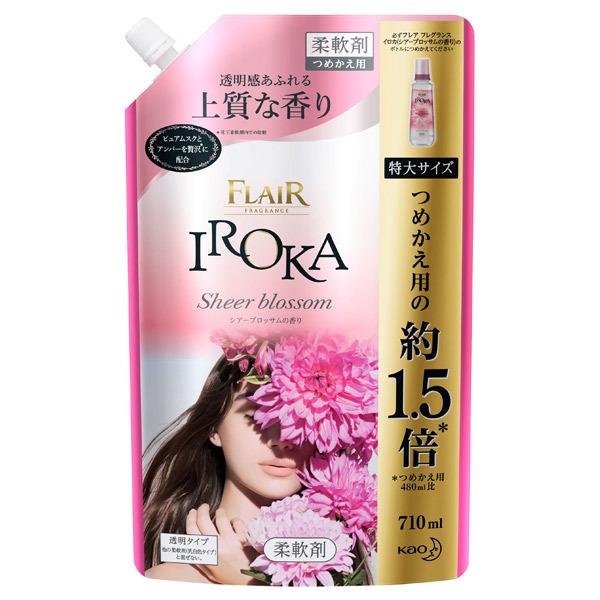 フレアフレグランスIROKA シアーブロッサム / 詰替え / 710ml / シアーブロッサムの香り